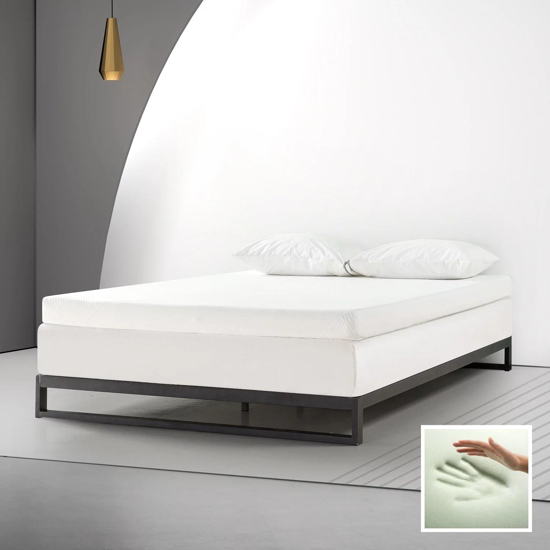 mypillow 2 mattress topper king size