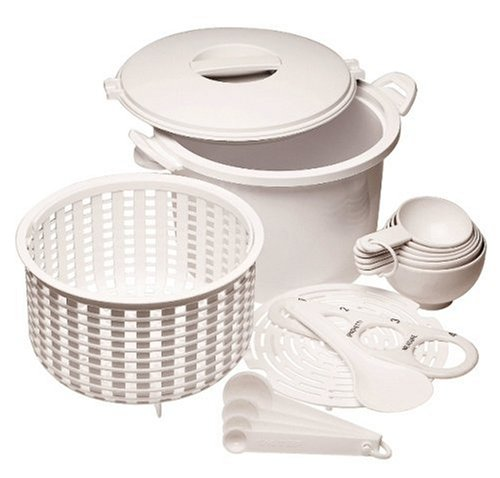 microwave rice and pasta cooker set replaced by ps 97gy