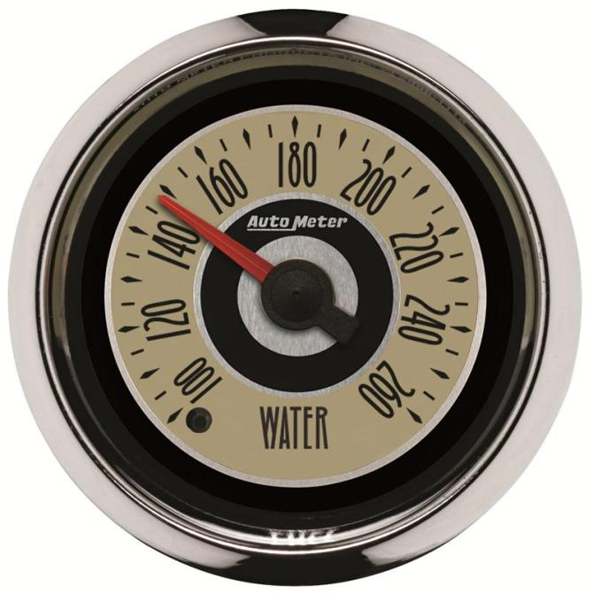autometer 1136 cruiser ad water temperature gauge