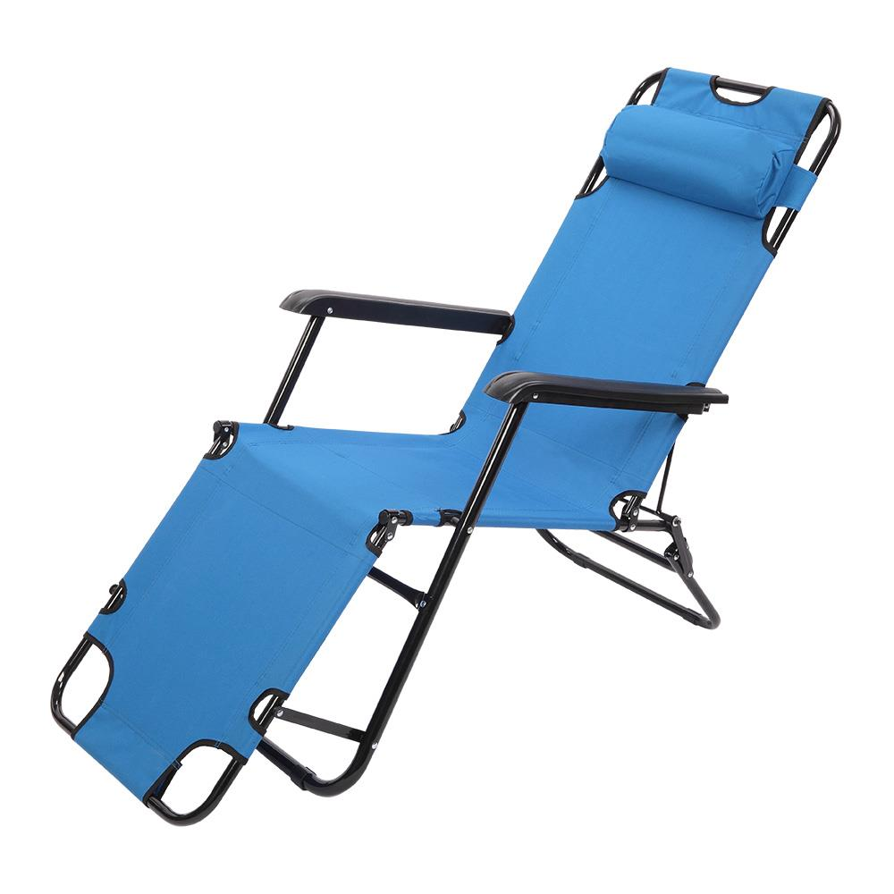 ktaxon outdoor folding lounge chaise portable beach recliner patio chair