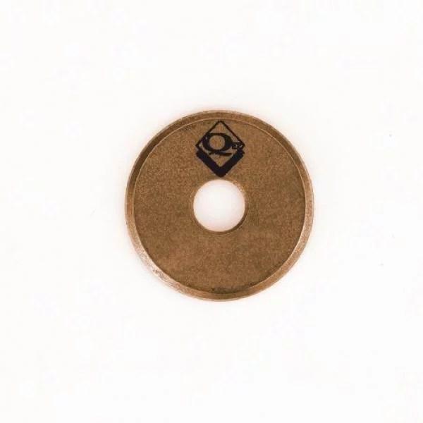 qep 10117 tile cutter replacement cutting wheel 7 8 inch titanium coated tungsten carbide