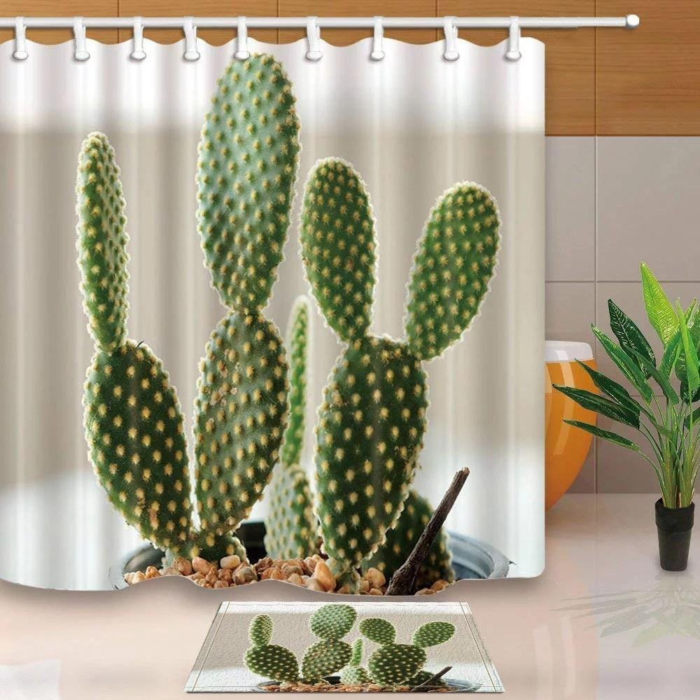 Artjia Succulent Cactus Decor Desert Plant Cactus Like Fairy