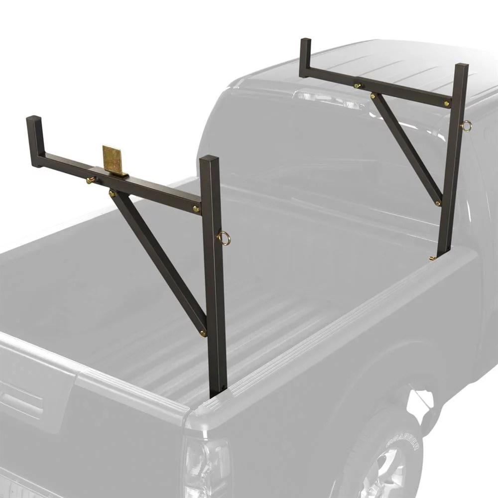 apex no drill steel ladder rack walmart com