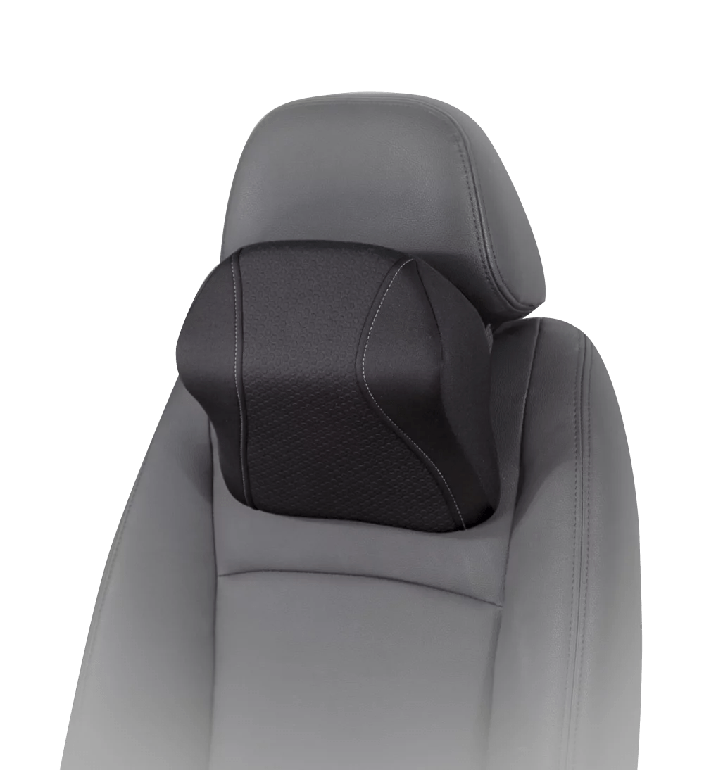 road comforts road comforts 1pc water resistant neoprene car neck pillow black suitable for travel home or office walmart com