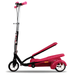 Ped Run 3 Kids Scooter For Boys And Girls With Advanced Dual Pedal Action Bike Scooter Hybrid Pink Walmart Com Walmart Com