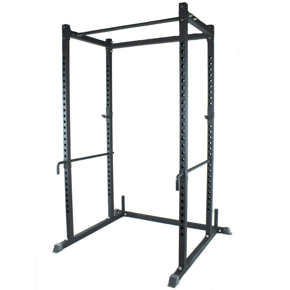 titan fitness t 2 series tall power rack 700 lb capacity cage for weightlifting