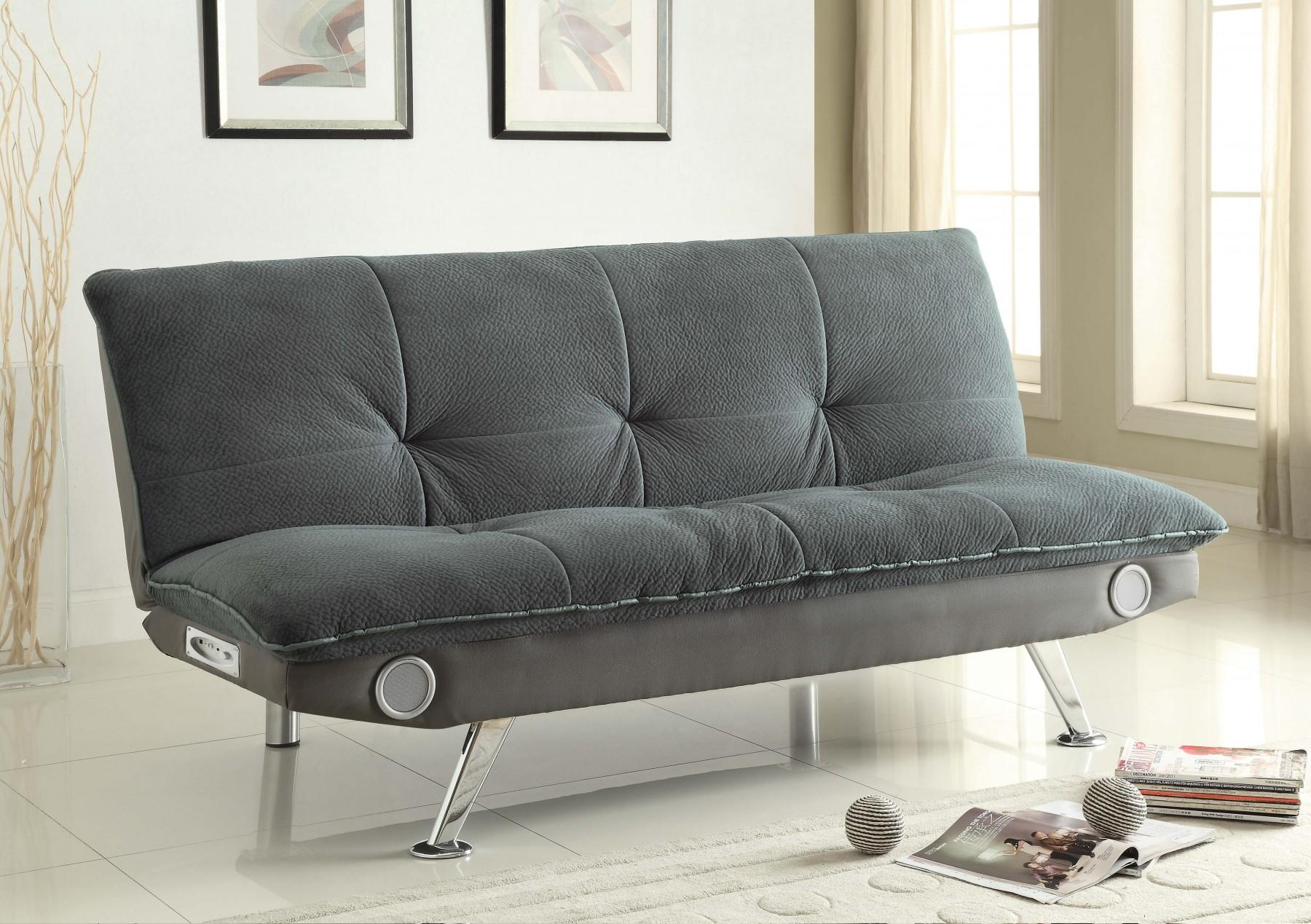 grey futon sofa bed walmart com