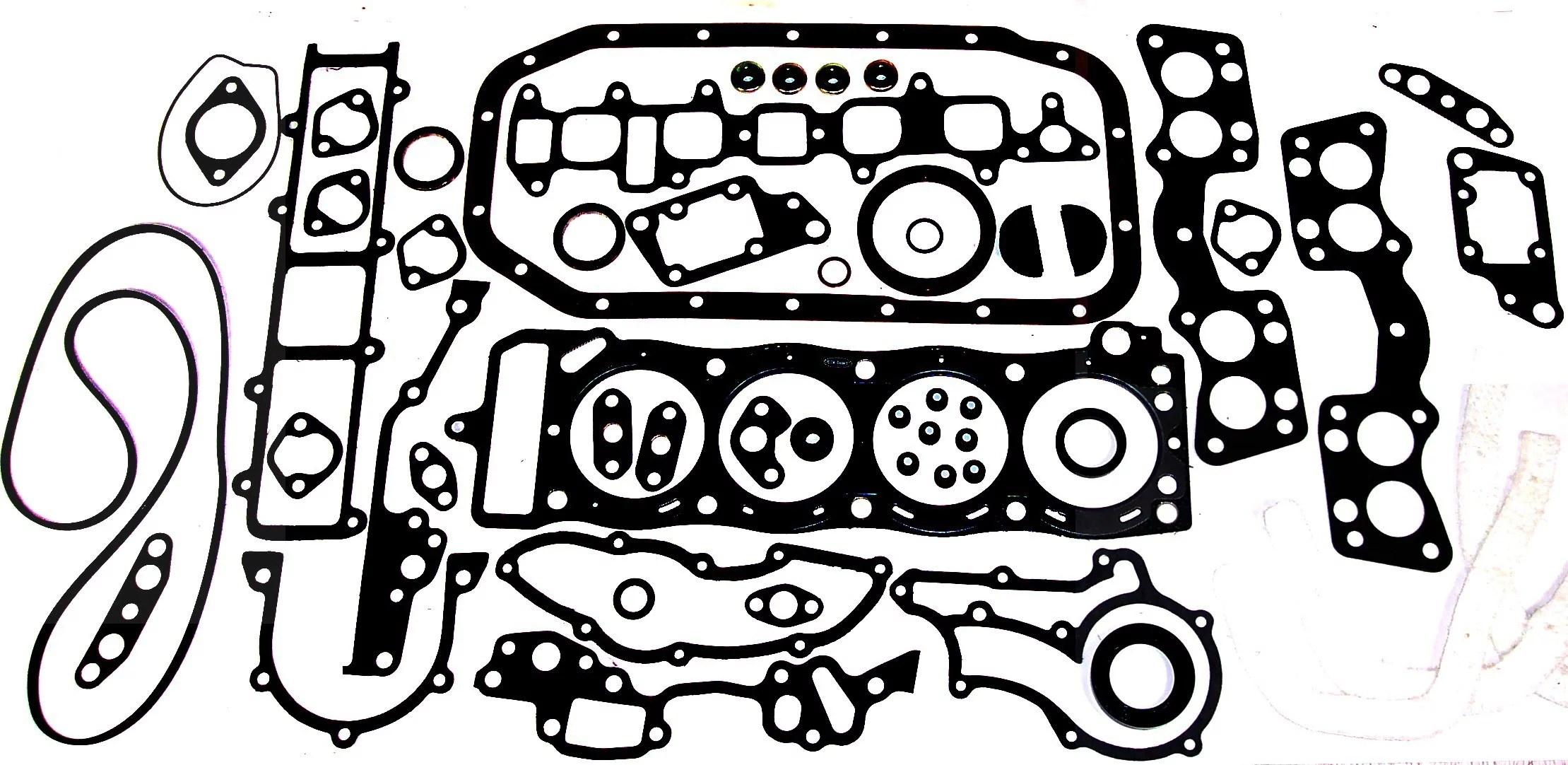 Dnj Fgs Full Gasket Sealing Set For 81 82 Toyota