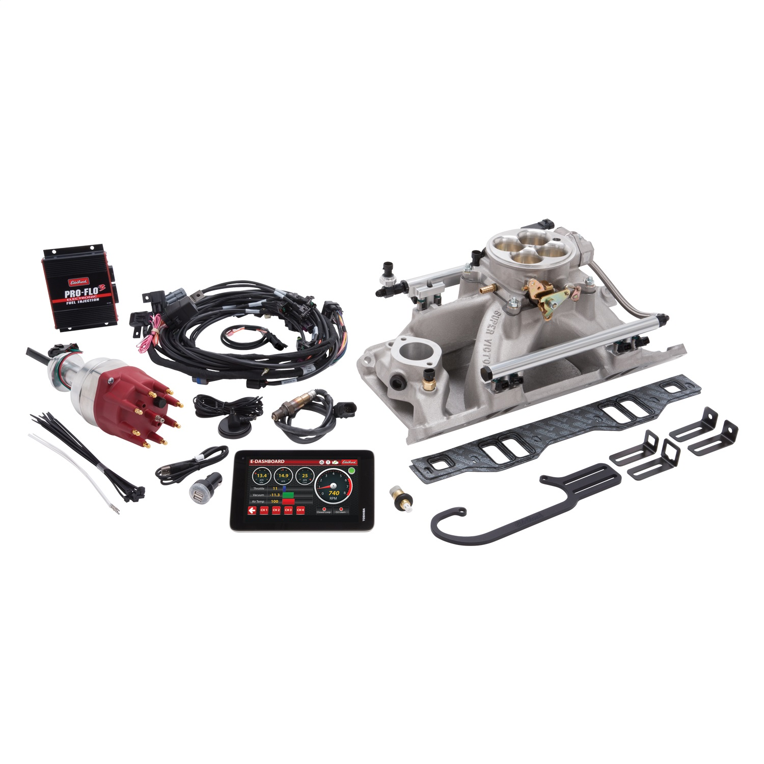 Edelbrock Pro Flo 3 Electronic Fuel Injection System