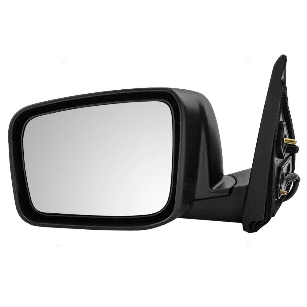 Driver Side Mirror Nissan Rogue Select Nissan Rogue