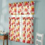 The Pioneer Woman Patchwork 3 Piece Kitchen Curtain Tier And Valance Set Walmart Com Walmart Com