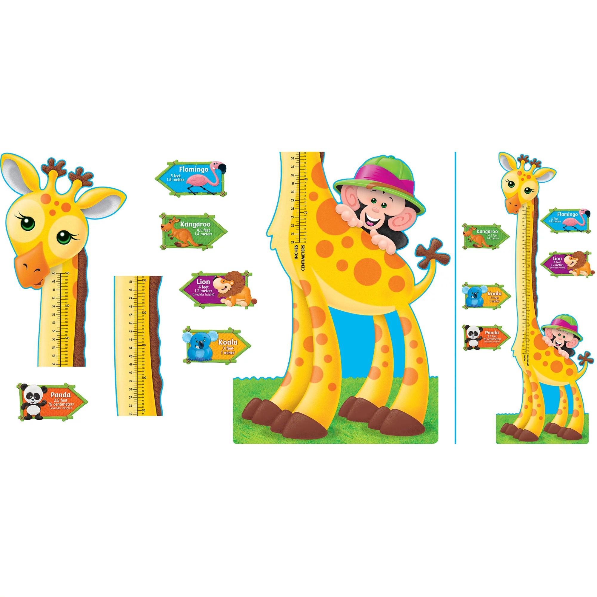 Bulletin Boards Giraffe Classroom Decorations