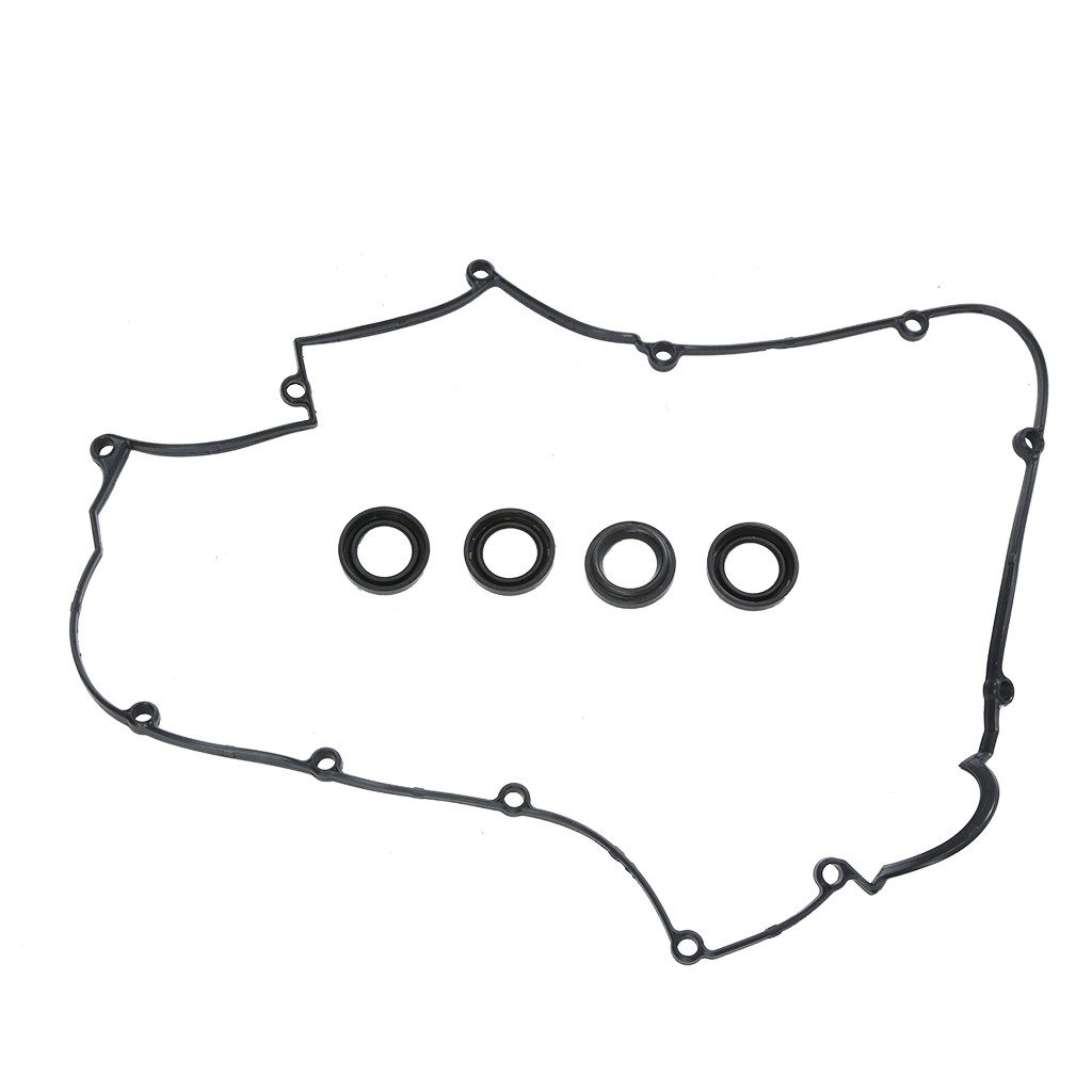 Iuhan Cylinder Valve Cover Gaskets For 03 12 Hyundai Kia 2