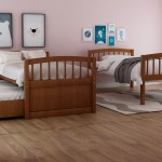 Twin Over Twin Bunk Beds For 3 12 Years Old 79 5 X 42 4 X 68 Solid Wood Twin Over Twin Kids Bed Sturdy Twin Over Twin Bunk Bed W 3 Drawer 4 Step Ladder