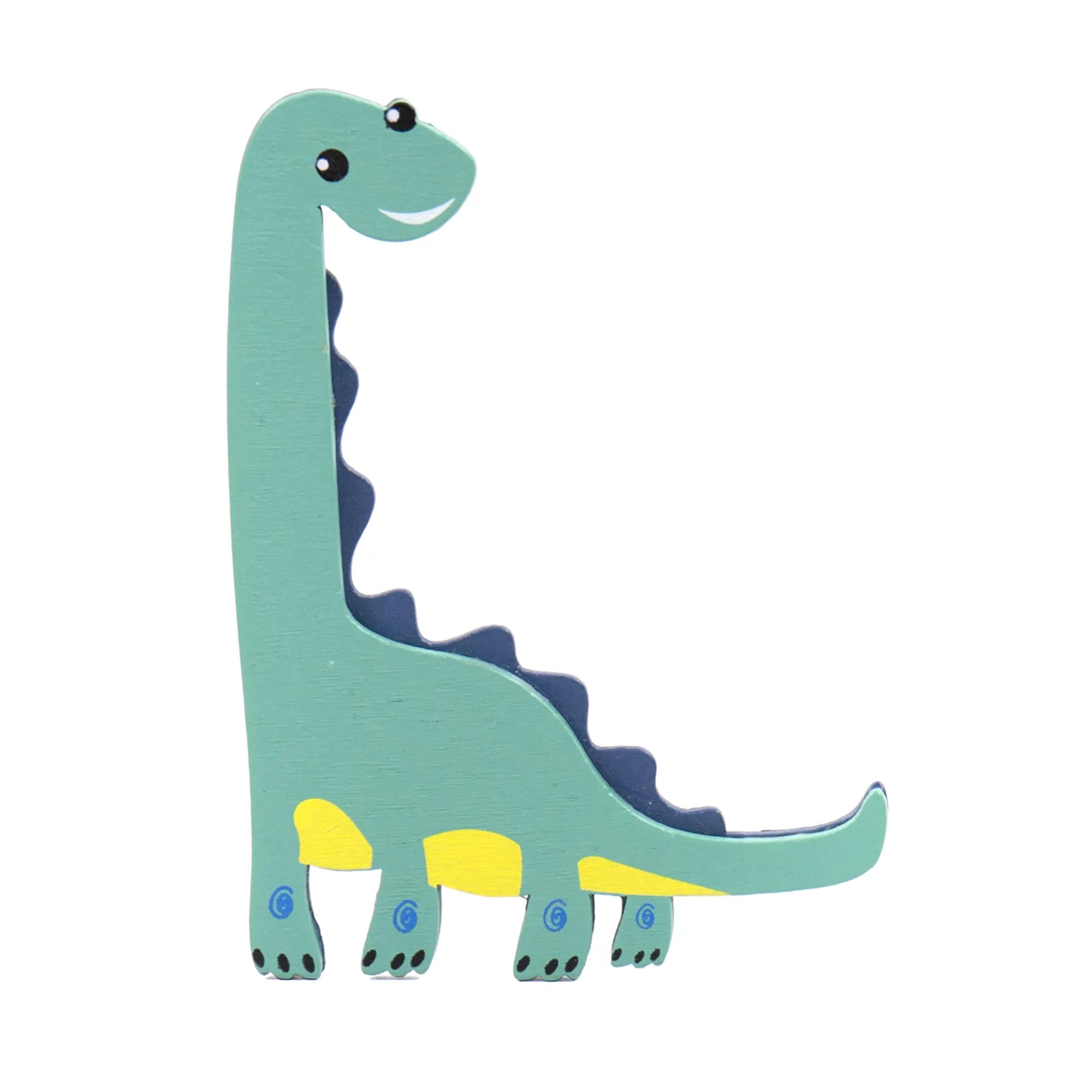 Go Create Wooden Dinosaur Pre Painted Cut Out 1 Each