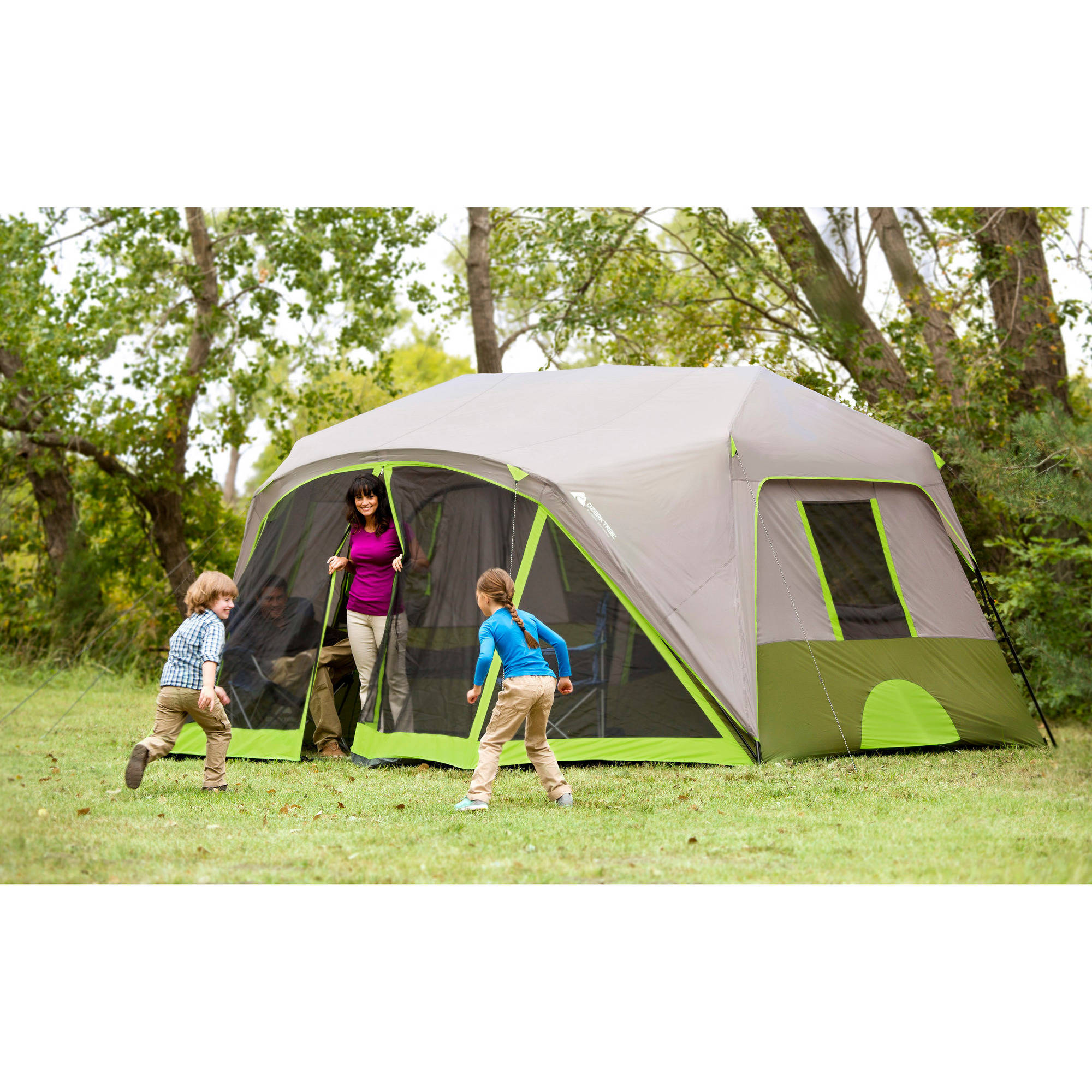 Lakeside Dome 4p Instant Tent Pop Up Tents  sc 1 st  Best Tent 2017 & Coleman Instant Lakeside Dome Tent 4 Person - Best Tent 2017