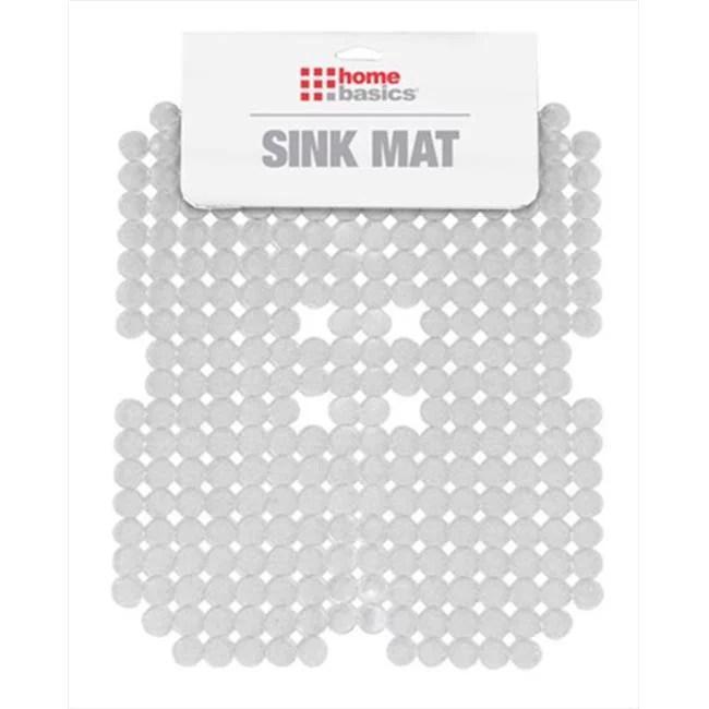 home basics rubber sink mat