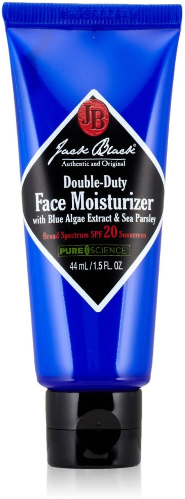 Jack Black Double-Duty Face Moisturizer, SPF 20 1.5 oz