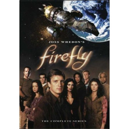Firefly The Complete Series Blu Ray Widescreen