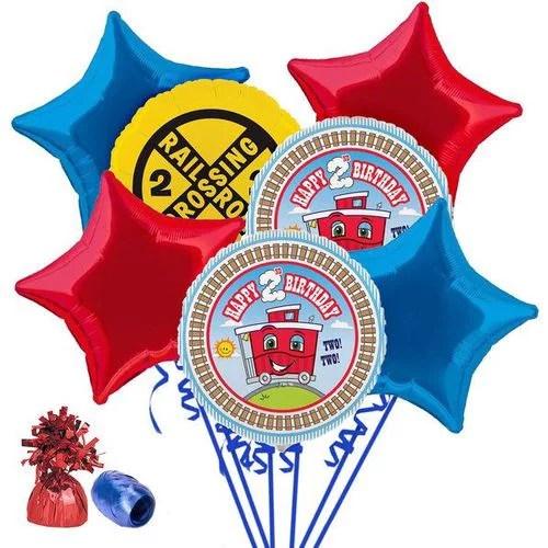Thomas The Train Birthday Party Supplies Walmart Com
