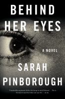 Behind Her Eyes   A Suspenseful Psychological Thriller   Walmart com