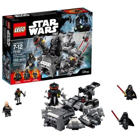 Lego Star Wars Tm Darth Vader Transformation 75183 Walmartcom