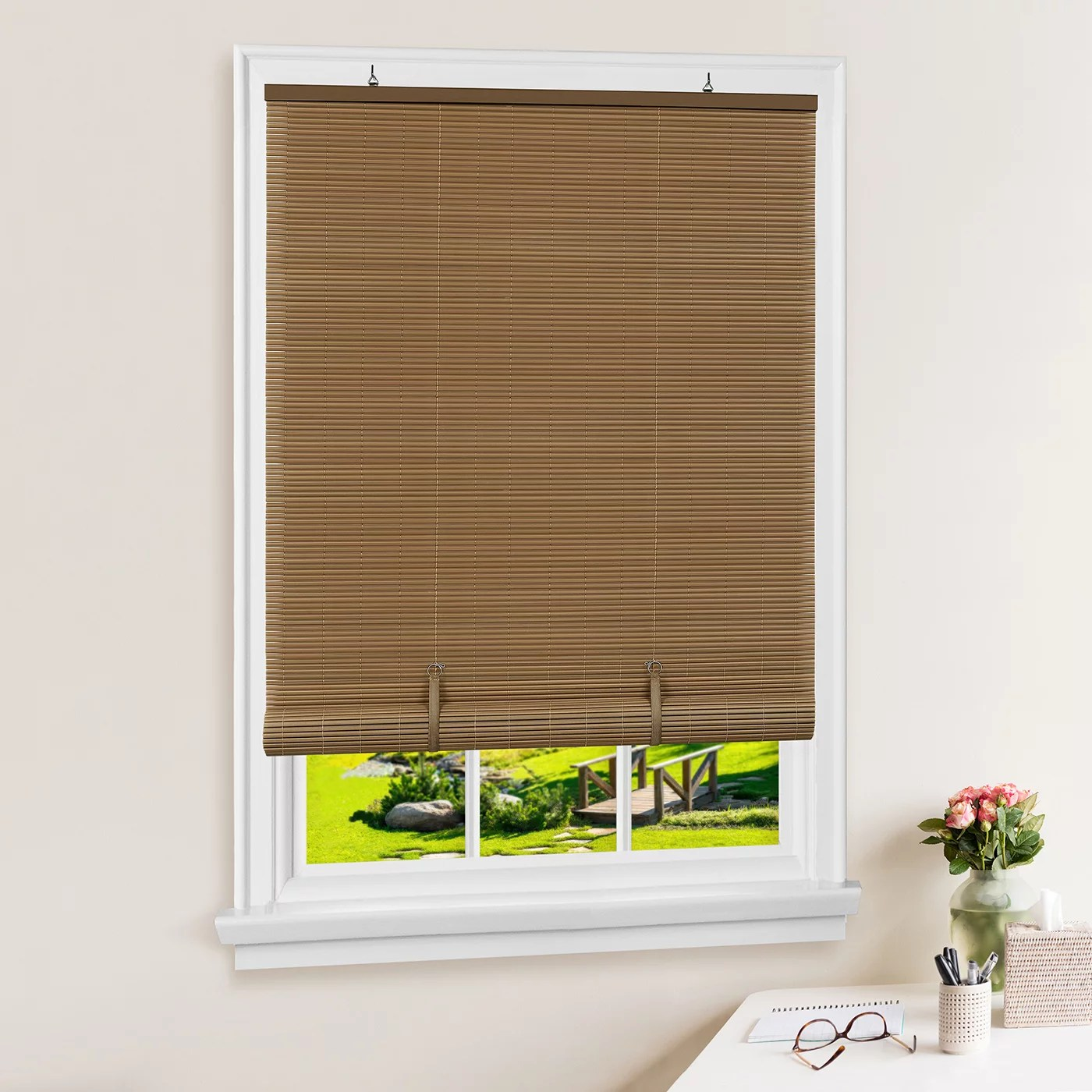 oval cordless outdoor rollup light filtering window blinds roller shades