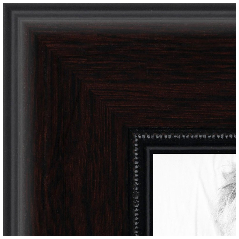 wood magnetic hanging poster frame