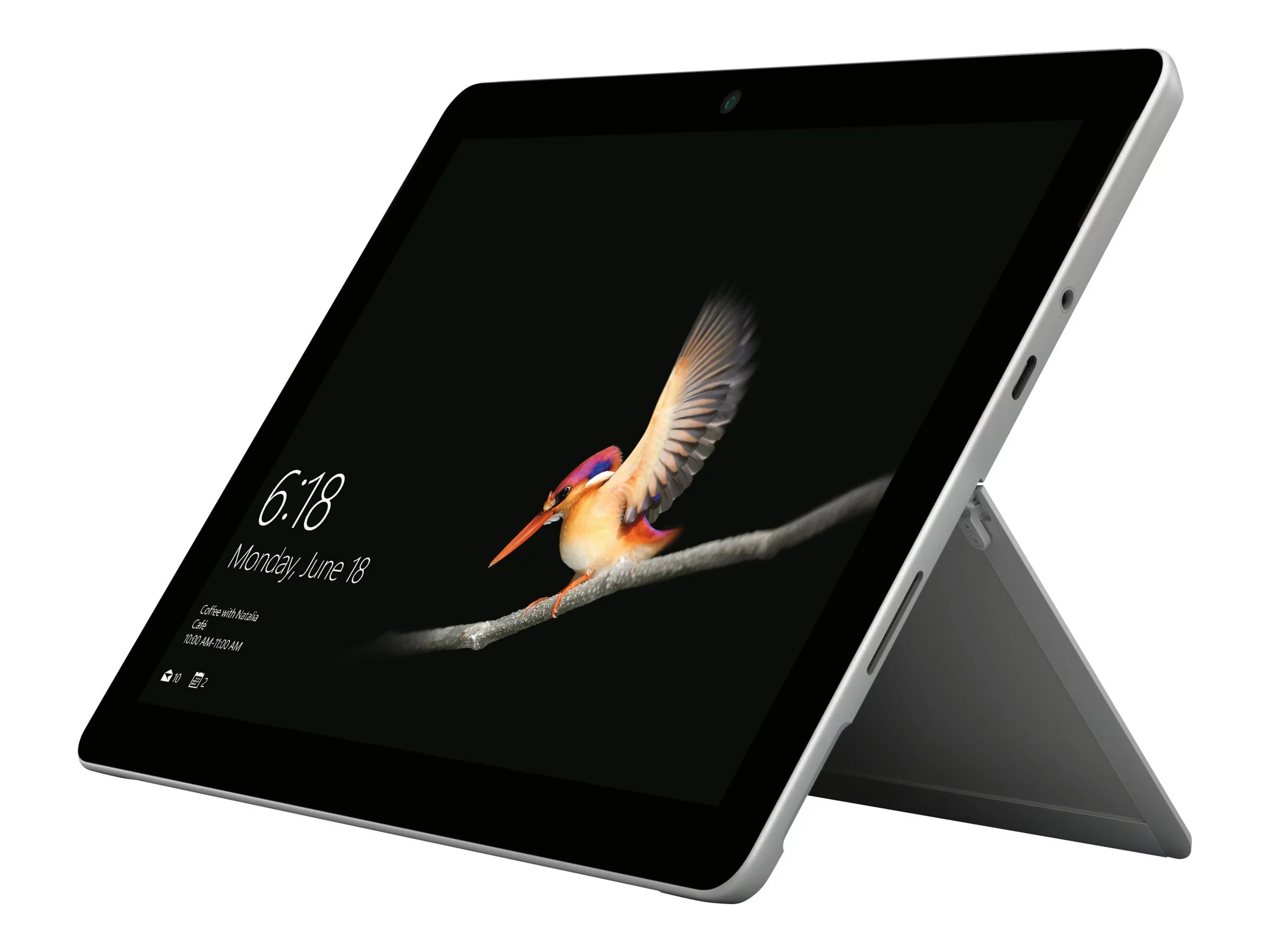 New Microsoft Surface Go (Intel Pentium Gold, 4GB RAM, 128GB)