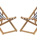 Safavieh Loren Outdoor Glam Foldable Sling Chair Set Of 2