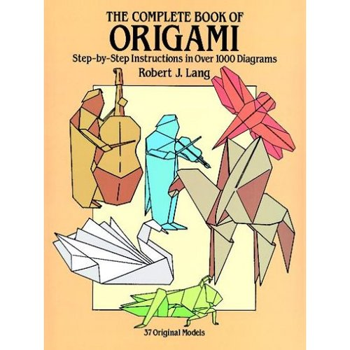 The Complete Book of Origami: StepByStep Instructions in
