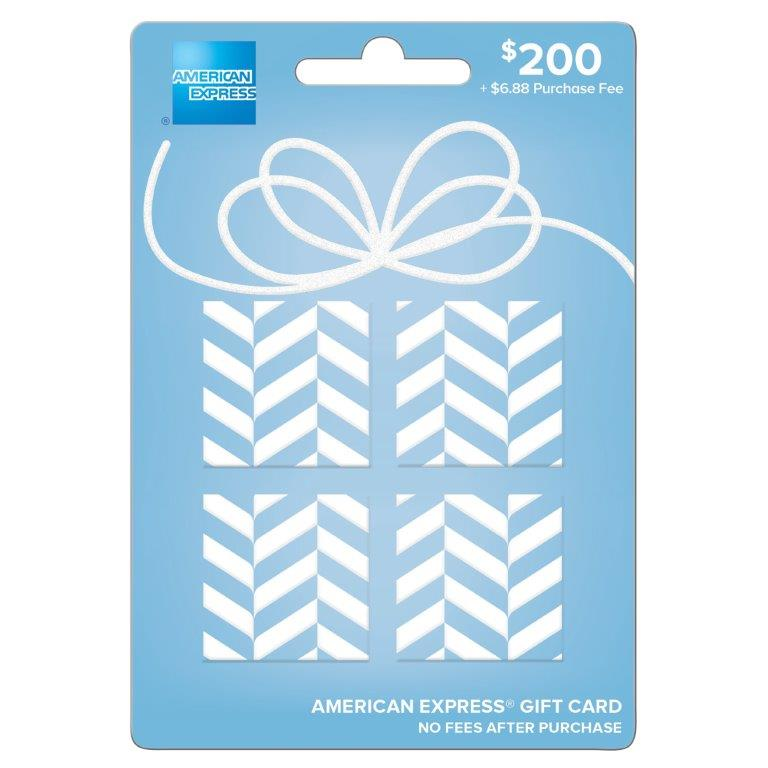 American Express 200 Gift Card