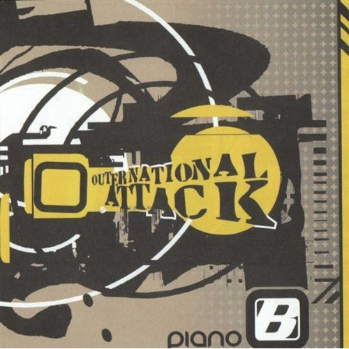 Piano B – Outernational Attack [CD]