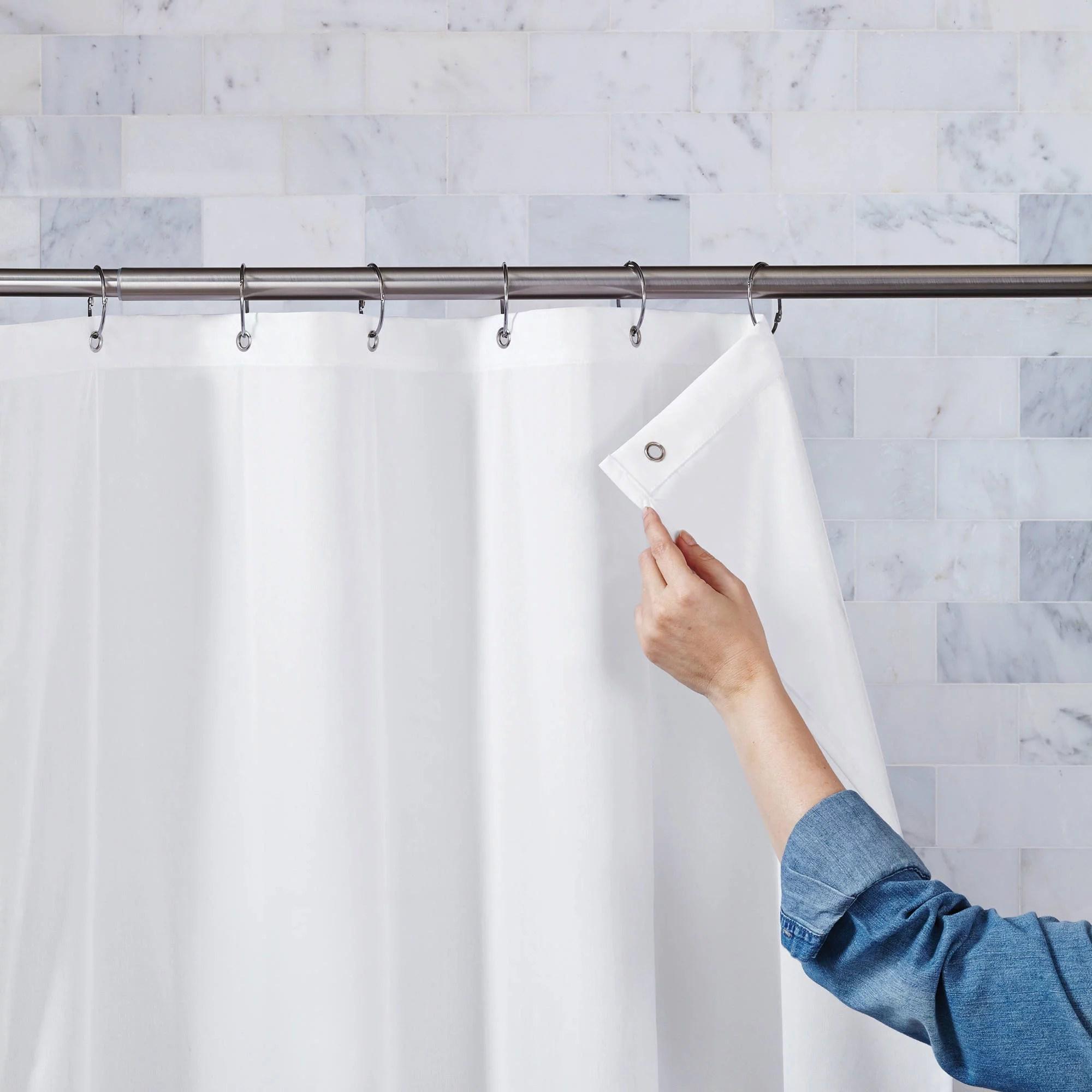 Shower Tall Curtains Double Walmart Com