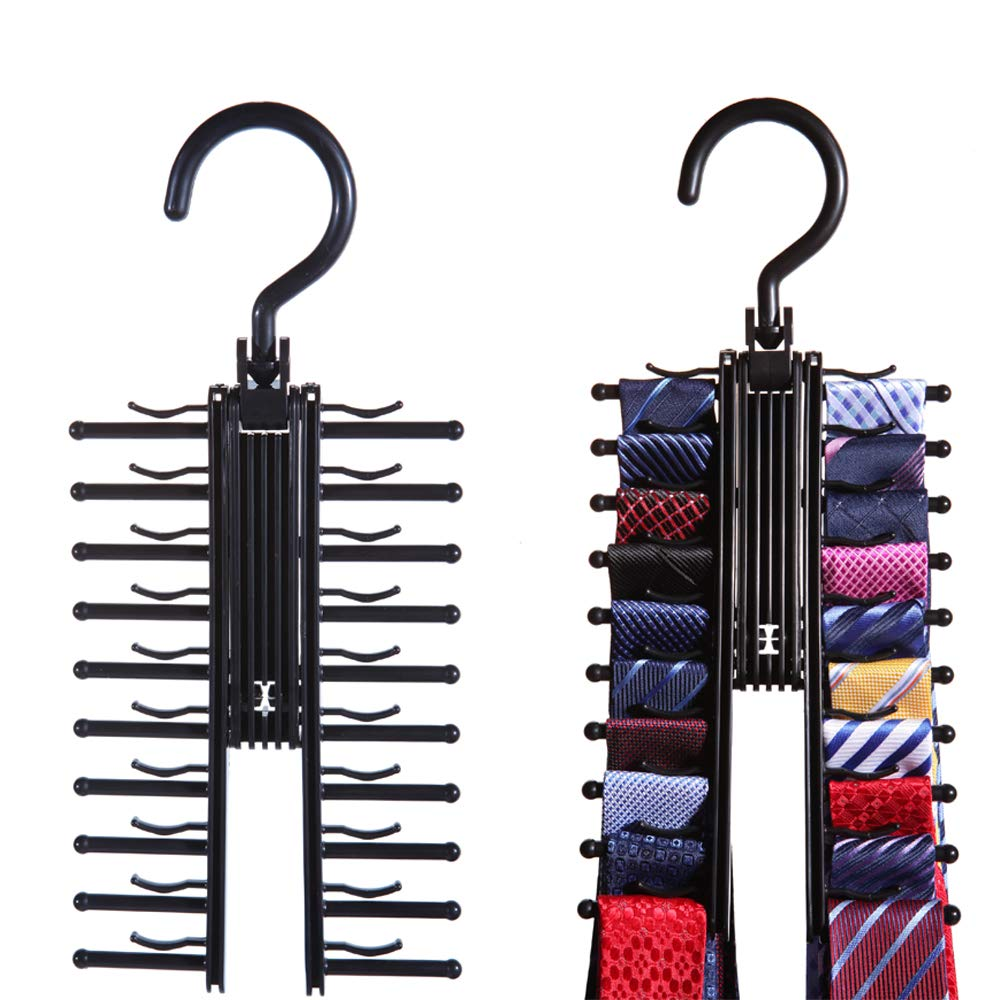 tie rack hanger the original necktie cross hanger tie rack hanger with criss cross design closet organizer