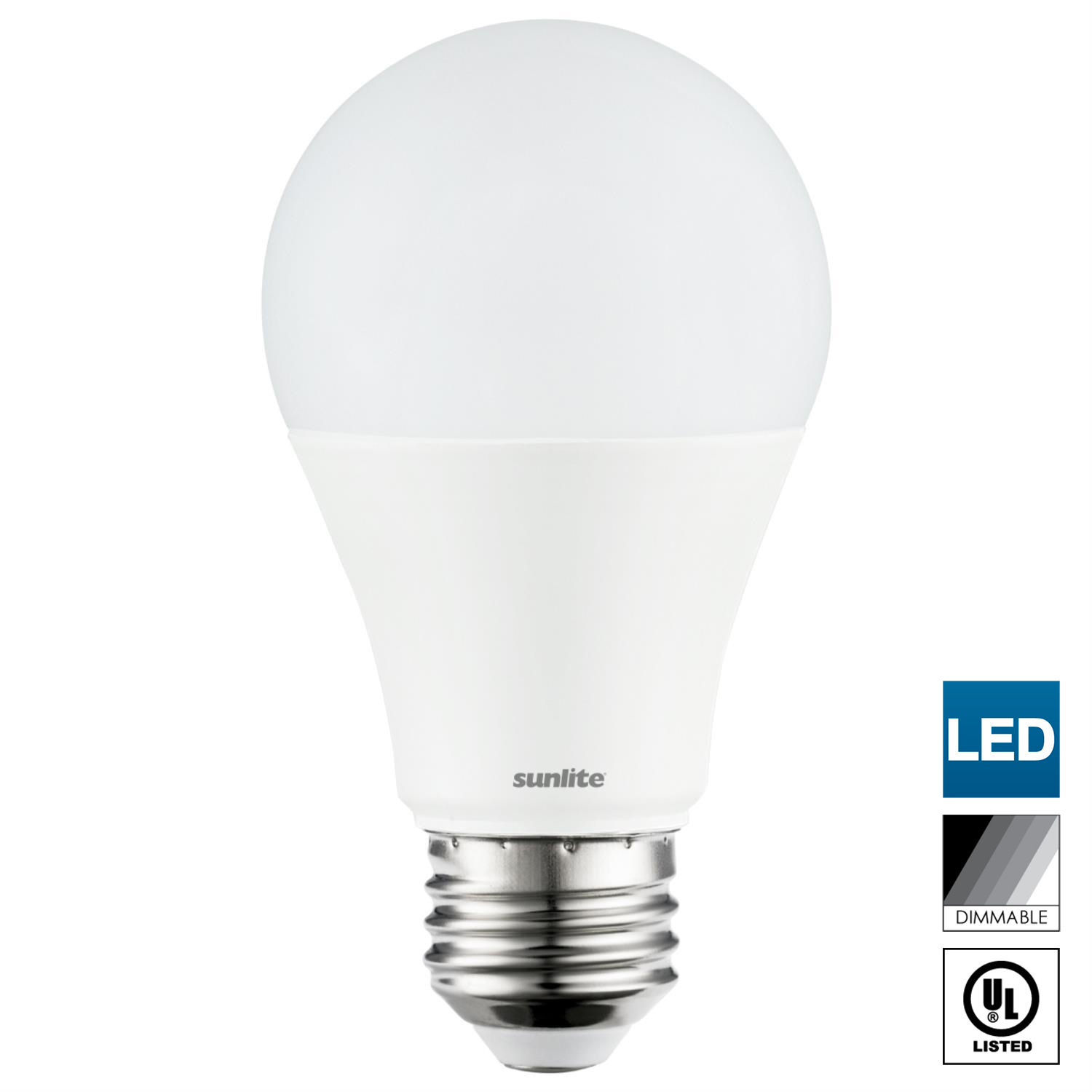 Sunlite Led A21 Light Bulb Dimmable 15 Watts 100w Equal