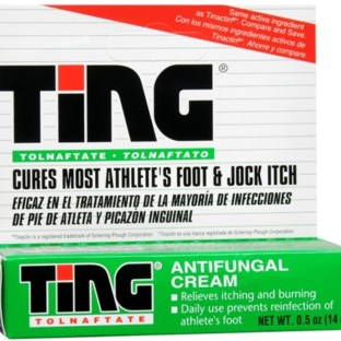 Image result for vintage tubes of ting anti fungal ointment