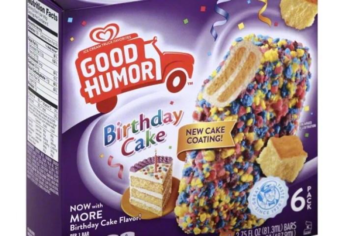 Unilever Good Humor Dessert Bar 6 Ea Walmartcom