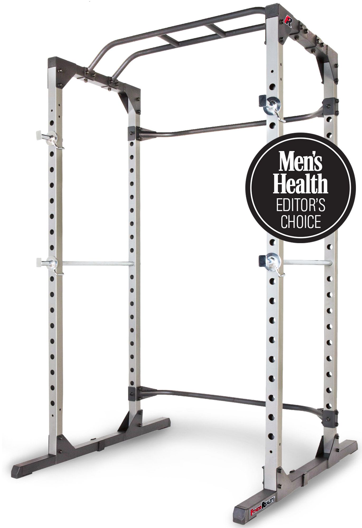 fitness reality 810xlt super max power rack cage with 800lbs weight capacity