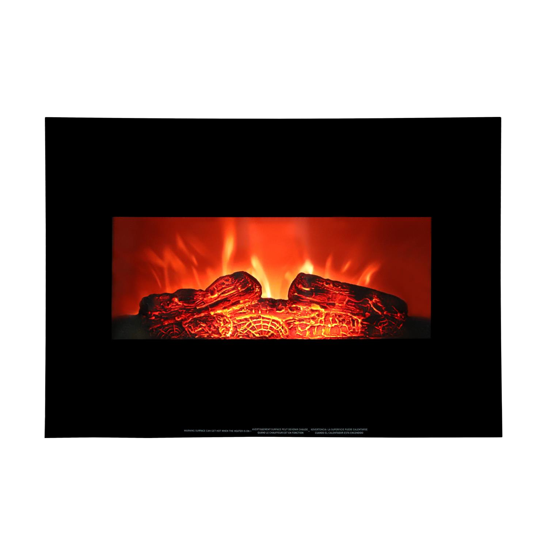 Ktaxon Electric Wall Mounted Fireplace Heater W