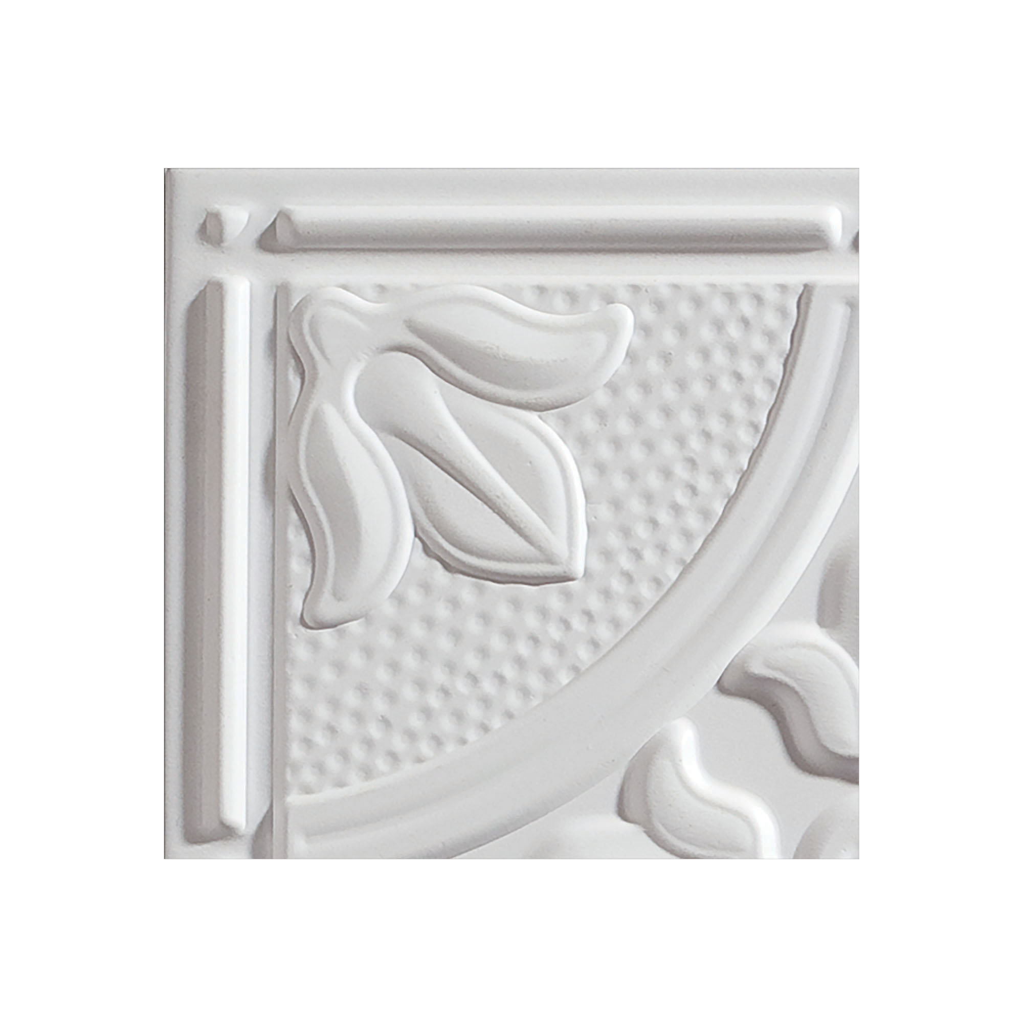 genesis antique white ceiling tiles easy drop in installation waterproof washable and fire rated high grade pvc to prevent breakage 12 x 12