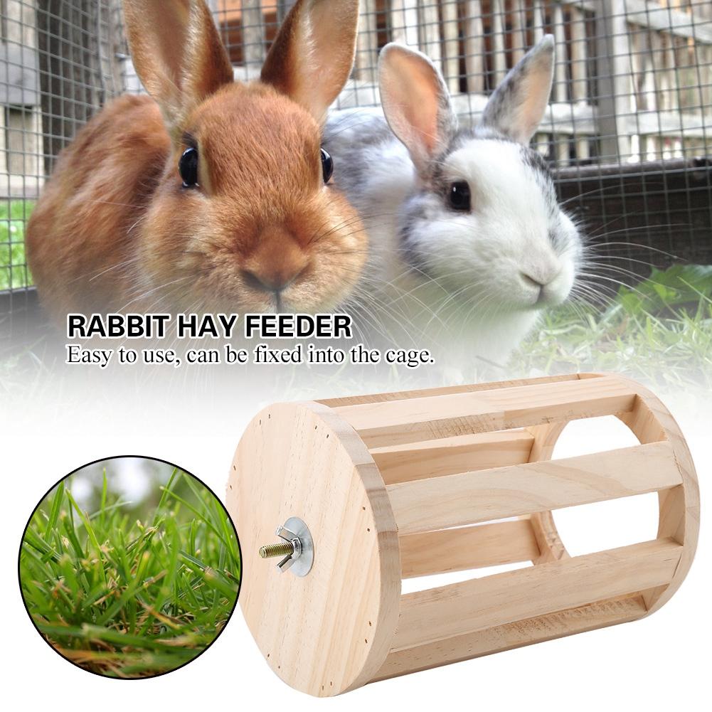 tfwadmx rabbit hay feeder rack bunny