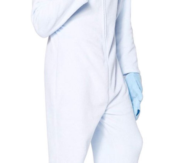 Rudolph Bumble Snow Monster Mens Cosplay Union Suit