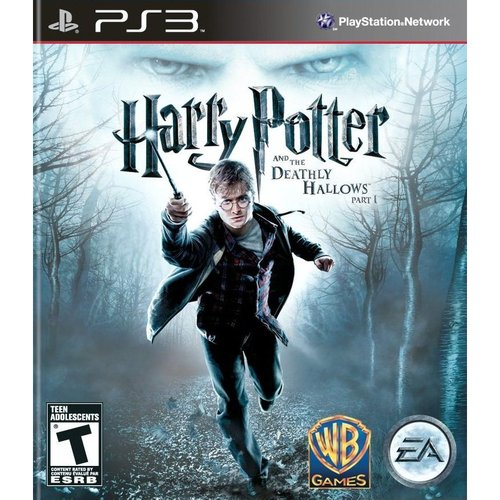 Harry Potter and the Deathly Hallows Part 1   Playstation 3     Harry Potter and the Deathly Hallows Part 1   Playstation 3