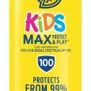 Banana Boat Kids Max Protect & Play Sunscreen C-spray SPF 100, 6 oz