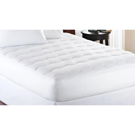 Mainstays Extra Thick 1 Mattress Pad In Multiple Sizes