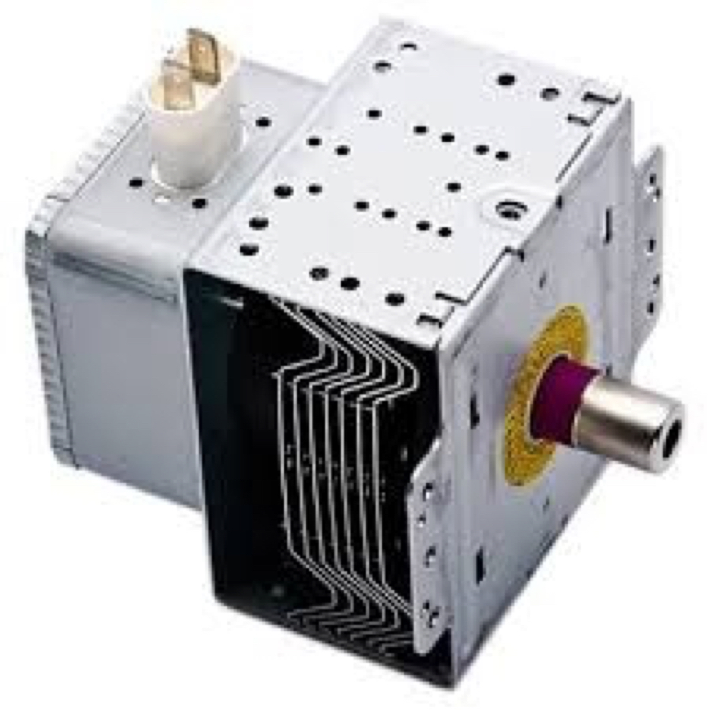 wb27x10309 magnetron for general electric microwave oven walmart com