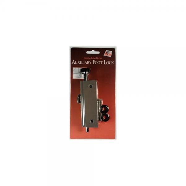 andersen auxiliary security lock foot latch stone 1997220