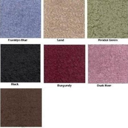 reflections wall to wall bathroom carpet, cut to fit, 5' x 8