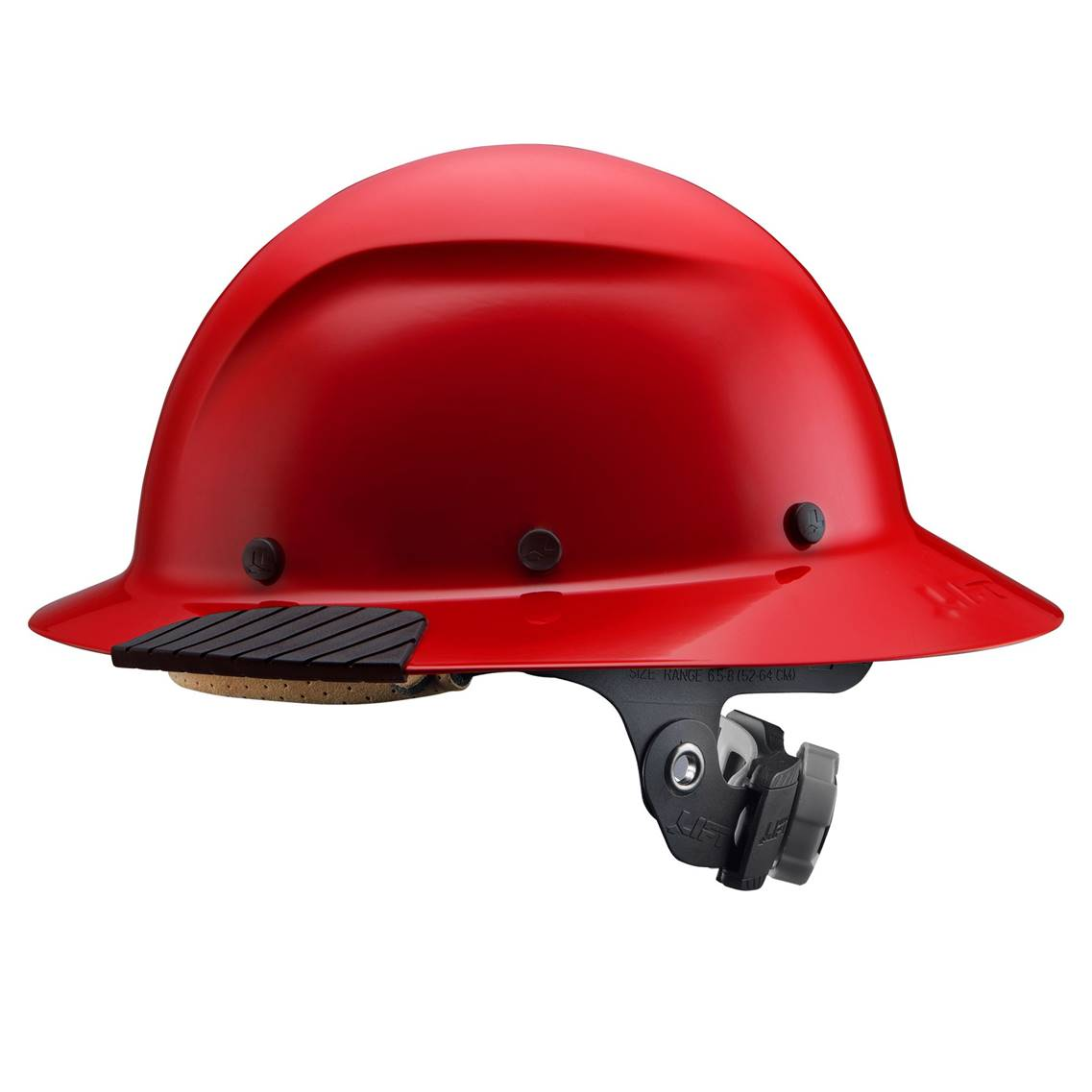Lift Safety Hdf 20rg Dax Red Full Brim Hard Hat W Ratchet Suspension Walmart Com Walmart Com